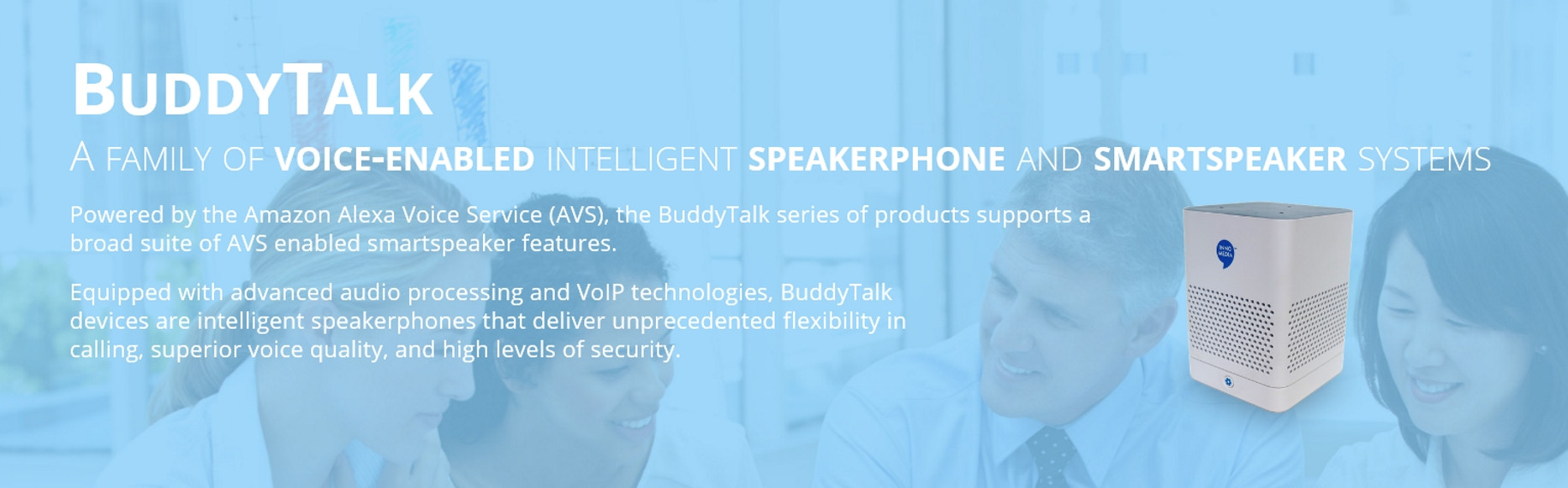 BuddyTalk Product Family